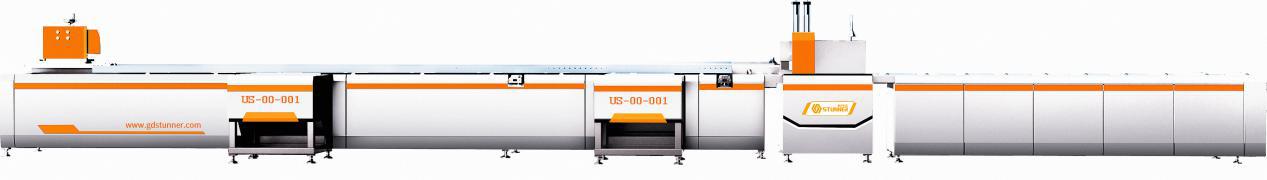 大幅面自动送料锯床(JC-24-820S)