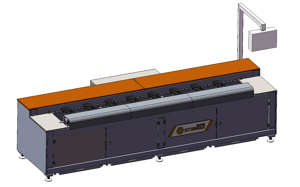 卧式铣槽机(WXC-8)